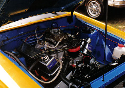 D&D Automotive Specialties - Ford Mustang & Fox Body Engine